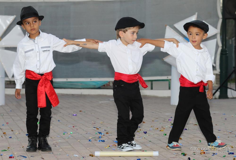 Φωτογράφιση γιορτής παιδικών σταθμών Δήμου Μαραθώνα