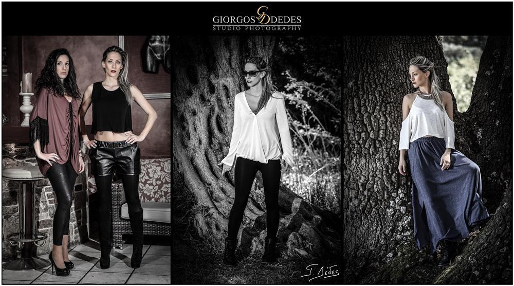 Φωτογράφιση μόδας