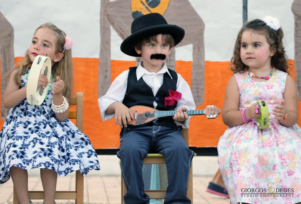 Φωτογράφηση γιορτής παιδικών σταθμών Νέας Μάκρης