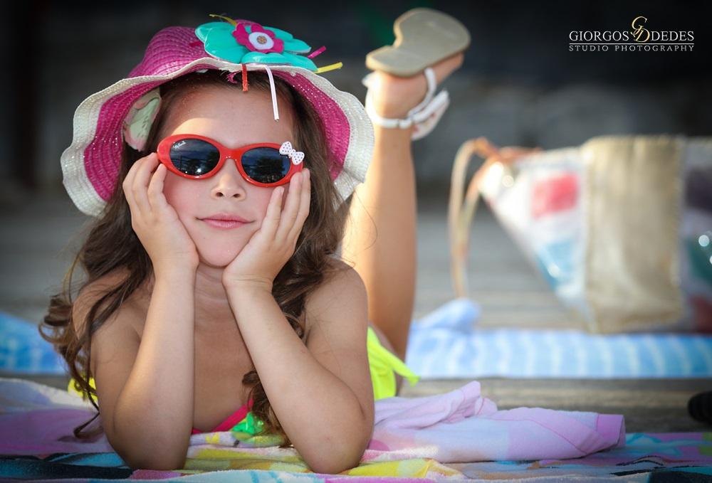 Φωτογράφιση καλοκαιρινής γιορτής παιδικού σταθμού
