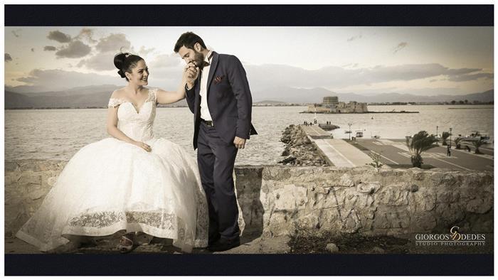 βιντεοσκόπηση γάμου