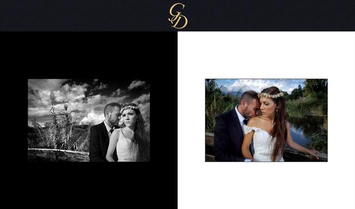 ψηφιακό άλμπουμ γάμου next day