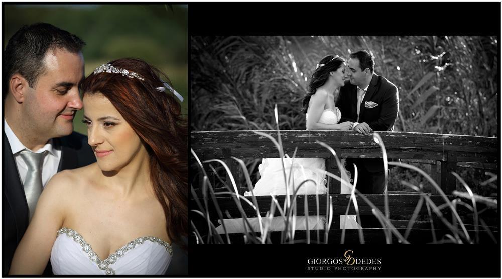 Φωτογράφηση γάμου στο Καματερό | Νext day στο Πάρκο Τρίτση