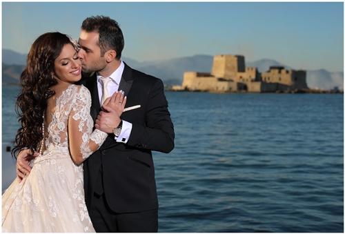Καλλιτεχνική φωτογράφηση γάμου στην Τρίπολη