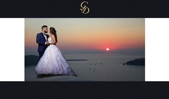 Ψηφιακό_άλμπουμ_γάμου_Σαντορίνη