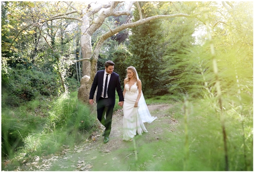 Next day φωτογράφηση γάμου στο Τατόι