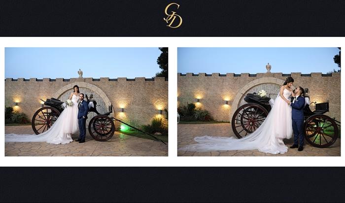 Ψηφιακό άλμπουμ γάμου στην Αθήνα