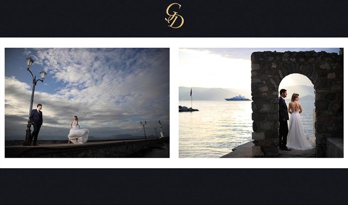 Ψηφιακό άλμπουμ φωτογράφησης γάμου στο Ναύπλιο